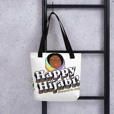 Happy Hijabi! - Tote bag