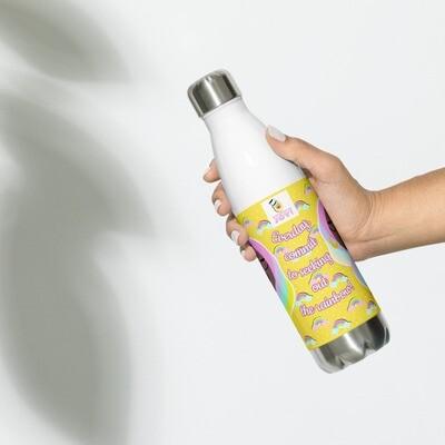 Favorite Things Patterns - Stainless Steel Water Bottle