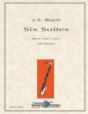 Bach: Suites (Hard Copy)