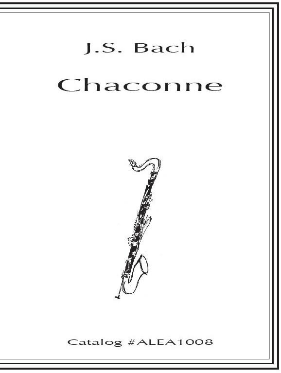 Bach: Chaconne (Hard Copy)