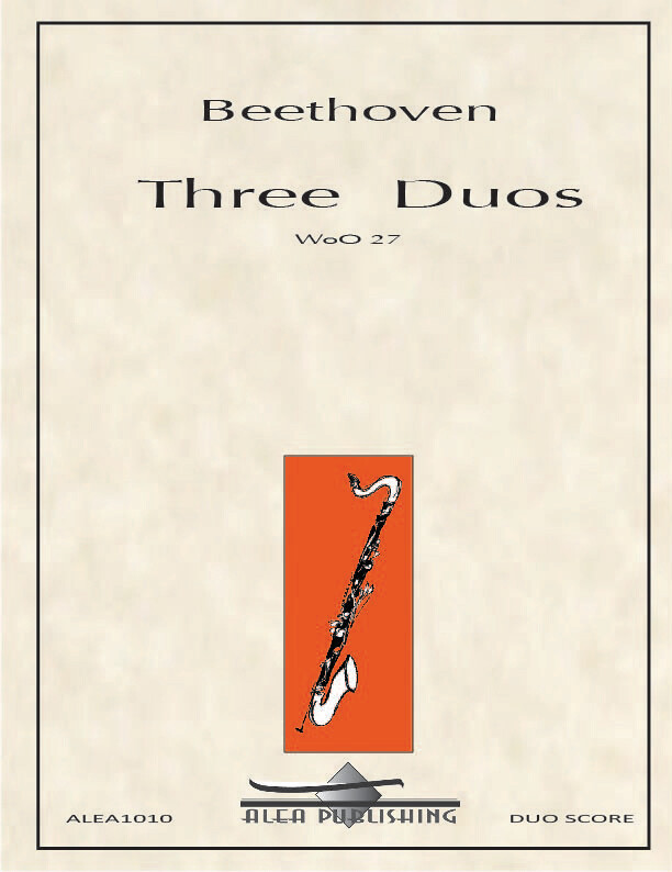 Beethoven: Three Duos