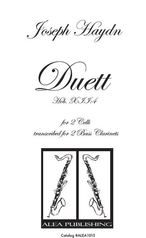 Haydn: Duet (Hard Copy)