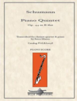 Schumann: Piano Quintet Op.44