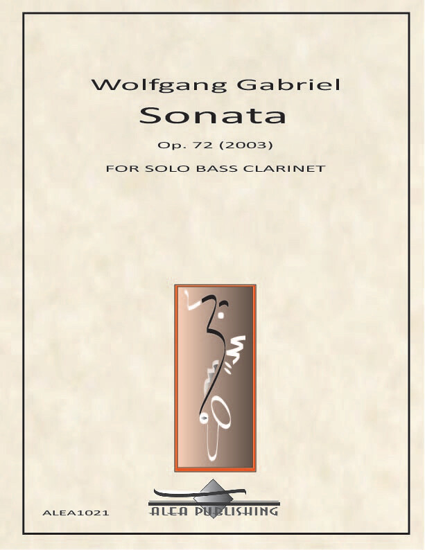 Gabriel: Sonata Op.72 (Hard Copy)