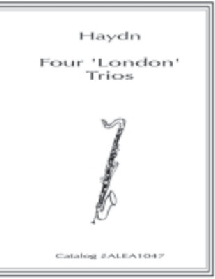 Haydn: Four 'London' Trios