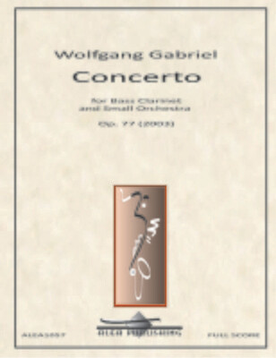Gabriel: Concerto Op.77