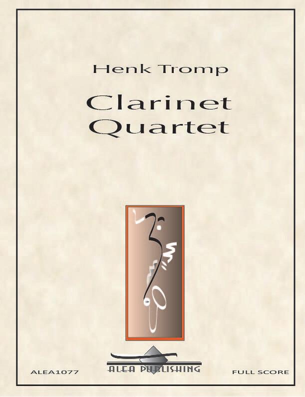 Tromp: Clarinet Quartet
