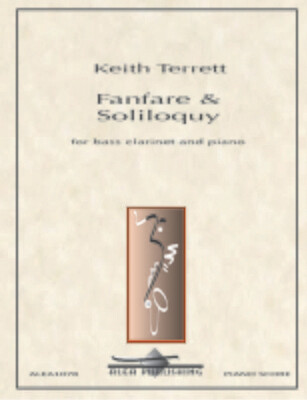 Terrett: Fanfare & Soliloquy