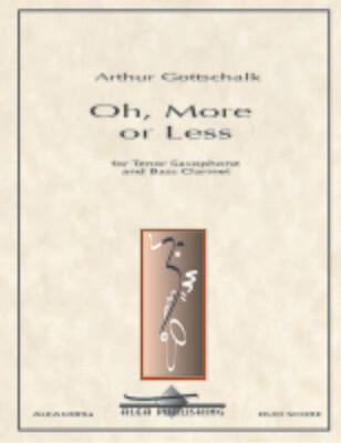 Gottschalk: Oh, More or Less