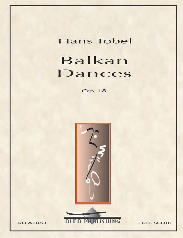 Tobel: Balkan Dances