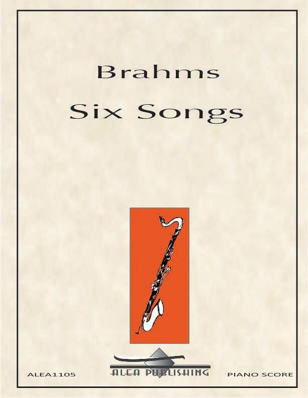 Brahms: Six Songs