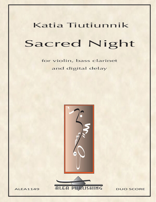 Tiutiunnik: Sacred Night