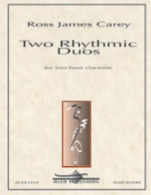 Carey: Two Rhythmic Duos