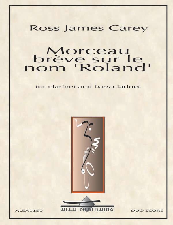 Carey: Morceau brève sur le nom 'Roland'