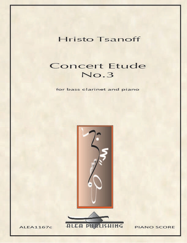 Tsanoff: Concert Etude No.3