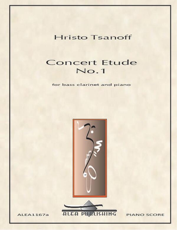 Tsanoff: Concert Etude No.1