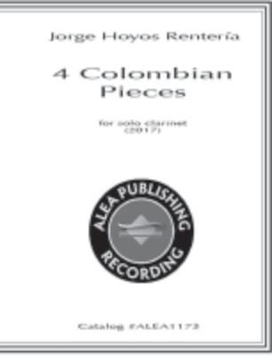 Hoyos: 4 Colombian Pieces
