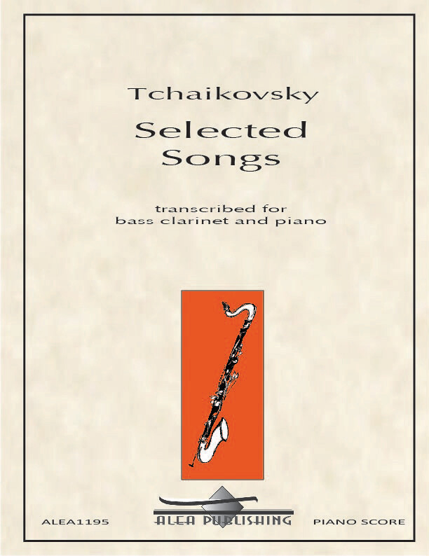 Tchaikovsky: Selected Songs