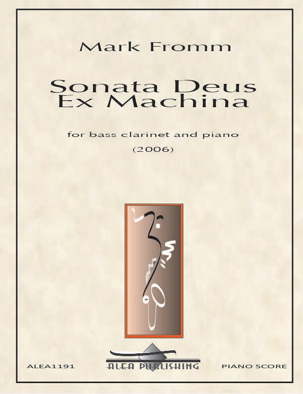 Fromm: Sonata Deus Ex Machina