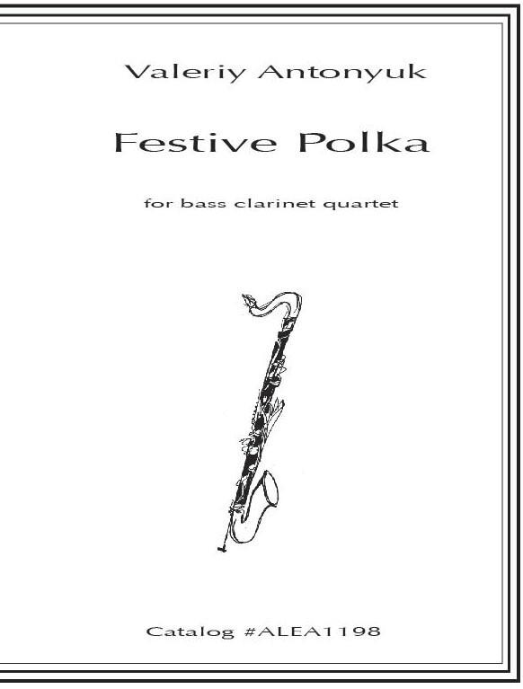 Antonyuk: Festive Polka