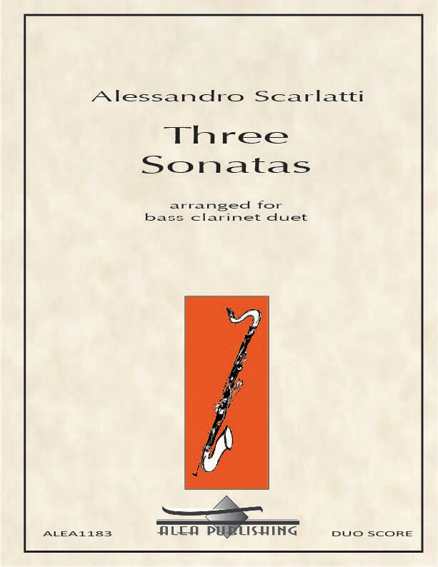 Scarlatti: Three Sonatas