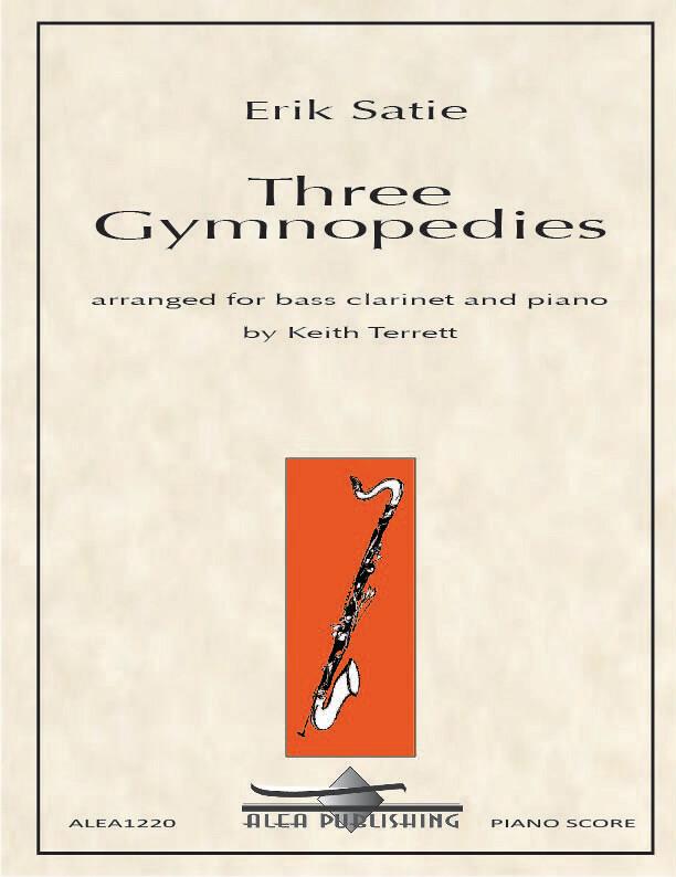 Satie: Three Gymnopedies (Hard Copy)