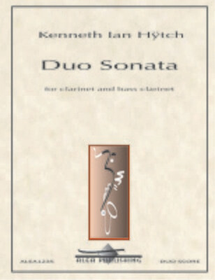 Hytch: Duo Sonata for Clarinet and Bass Clarinet