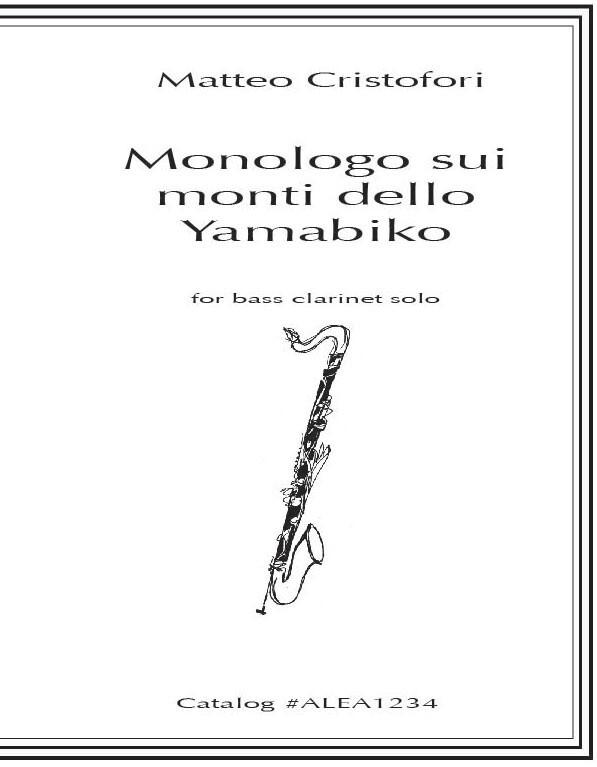 Cristofori: Monologo sui monti dello Yamabiko