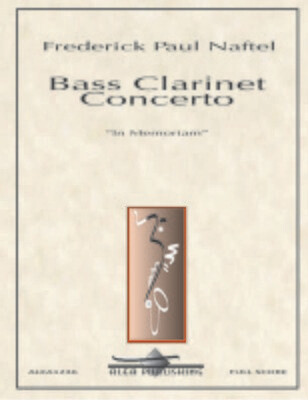 Naftel: Bass Clarinet Concerto