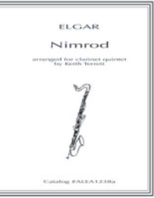 Elgar: Nimrod (Hard Copy)