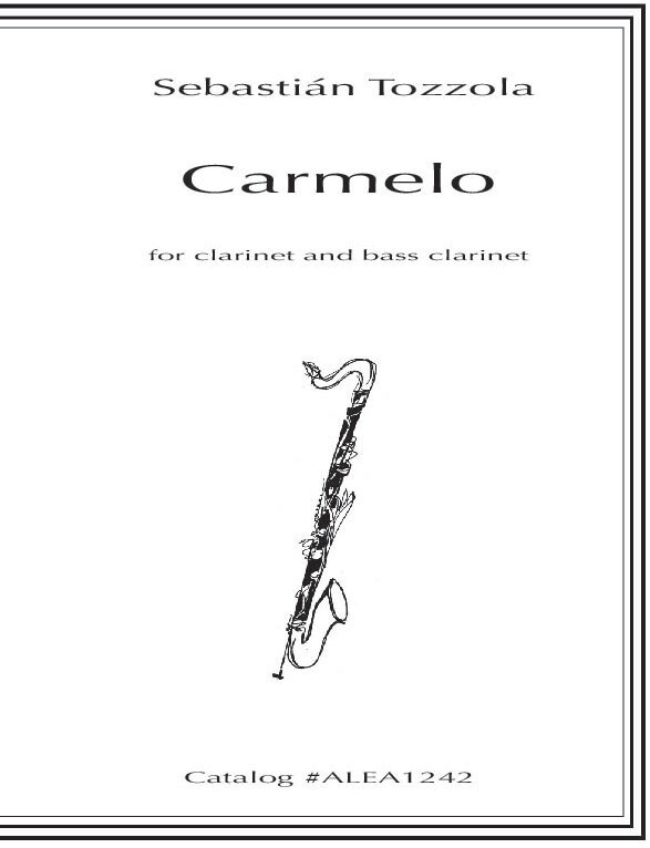 Tozzola: Carmelo (Hard Copy)