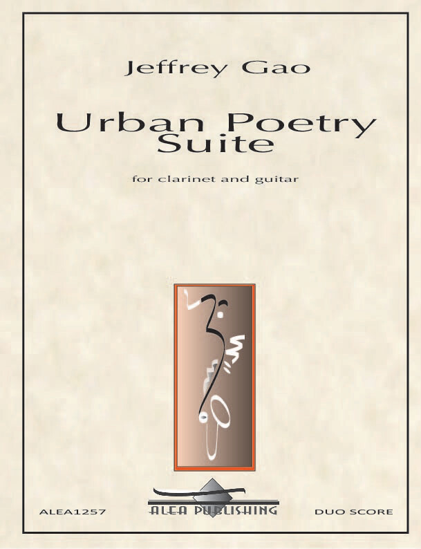 Gao: Urban Poetry Suite
