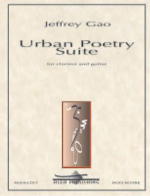 Gao: Urban Poetry Suite