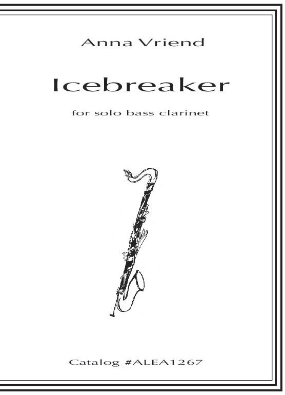 Vriend: Icebreaker (Hard Copy)