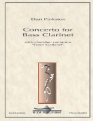Pinkston: Concerto for Bass Clarinet