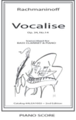 Rachmaninoff: Vocalise (PDF)