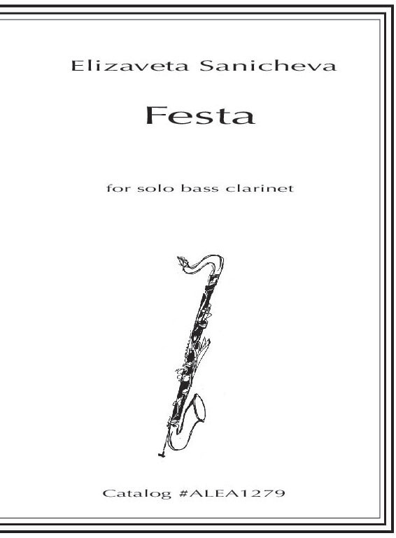 Sanicheva: Festa (Hard Copy)