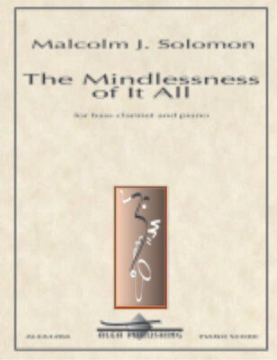 Solomon: The Mindlessness of It All