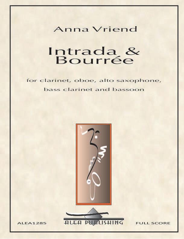 Vriend: Intrada & Bourrée (PDF)