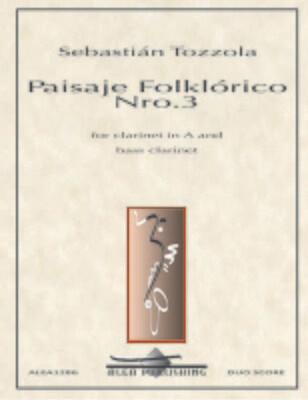 Tozzola: Paisaje Folklorico Nro.3 (PDF)