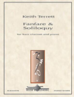 Terrett: Fanfare & Soliloquy (PDF)