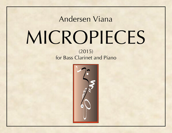 Viana: Micropieces for bass clarinet and piano (PDF)