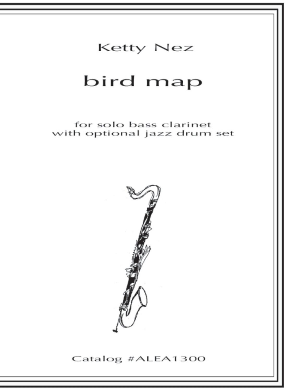 Nez: bird map (Hard Copy)