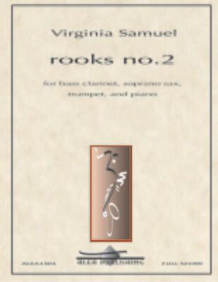 Samuel: rooks No.2 (Hard Copy)