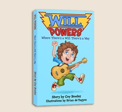 Will Powers - When There's A Will, There's A Way | Signed Copy
