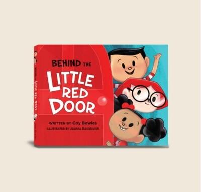 Behind The Little Red Door
