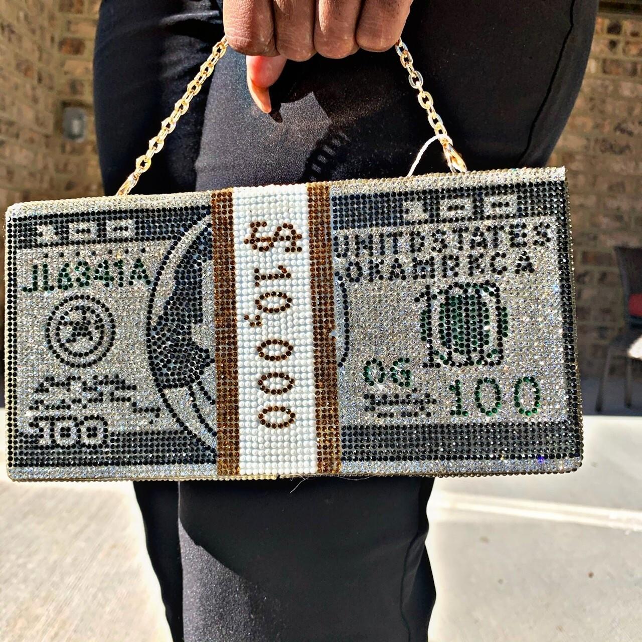 Bling Money Stack