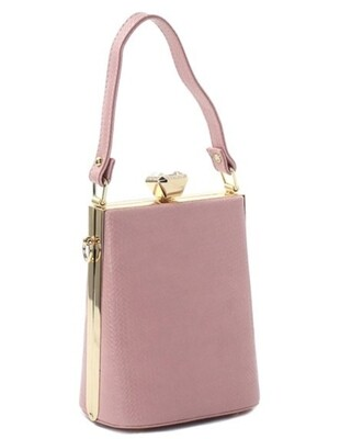 Pink Crossbody/Mini Tote