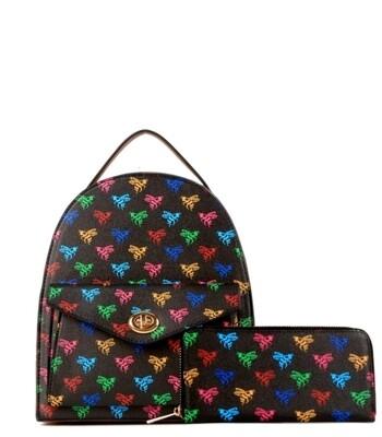 Black Bee Backpack 2 pc
