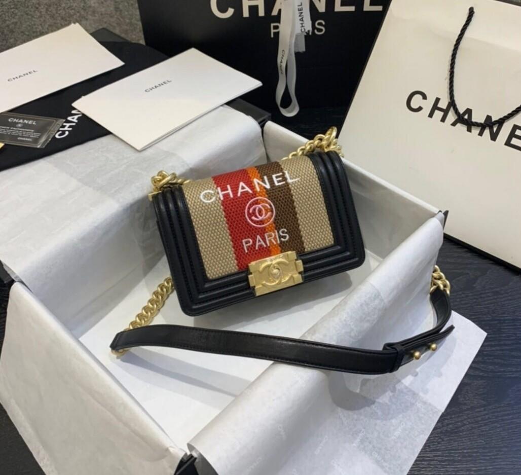 Chanel Mini Satchel *Authentic Quality*